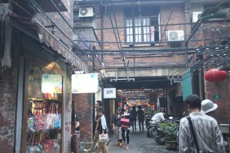 Shanghai, Tianzifang