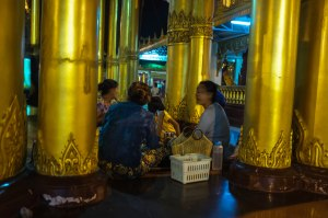 Picnic at Shwedagon