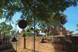 Wind Chimes at Leimyethna