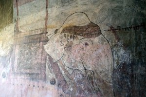 Elephant Fresco