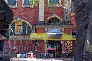 A tea shop