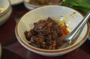 Feel Myanmar:  Venison curry