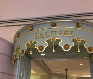Harbour City has Laduree now!